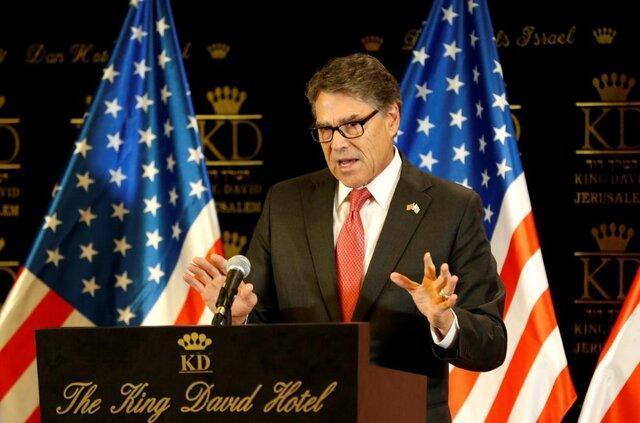 وزیر انرژی آمریکا استعفا می دهد